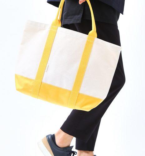 季節感を取り入れるならバッグからはいかがですか?「シダーキー キャンバス」に「アバハウス」が別注したトートバッグが春らしさ満開です!!