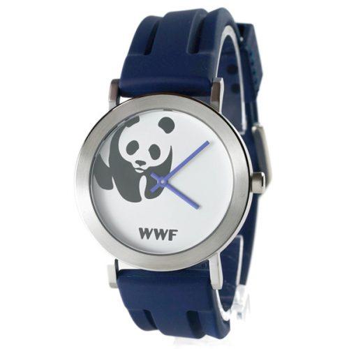 WWFのパンダを使った時計作りで、チャリティーも自分流に!