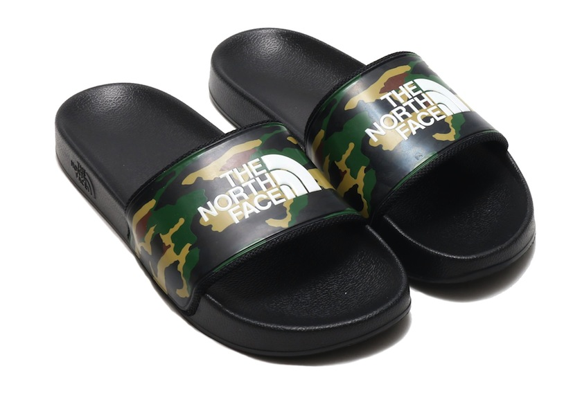THE NORTH FACE×atmos BASECAMP SLIDE2