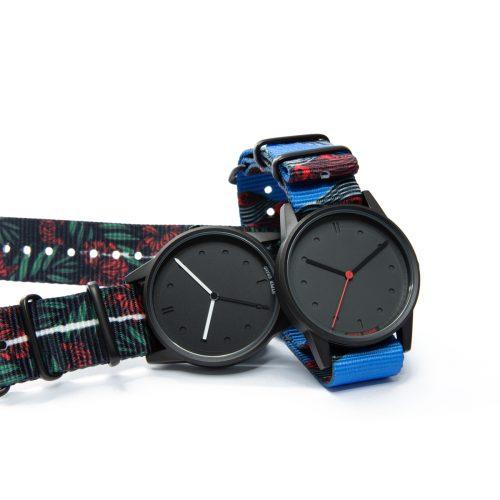 これからの季節、時計はやっぱりナイロンベルト!「ハイパーグランド」のカルチャー色溢れる新作に注目!
