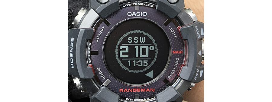 G-SHOCK「RANGEMAN GPR-B1000-1JR」