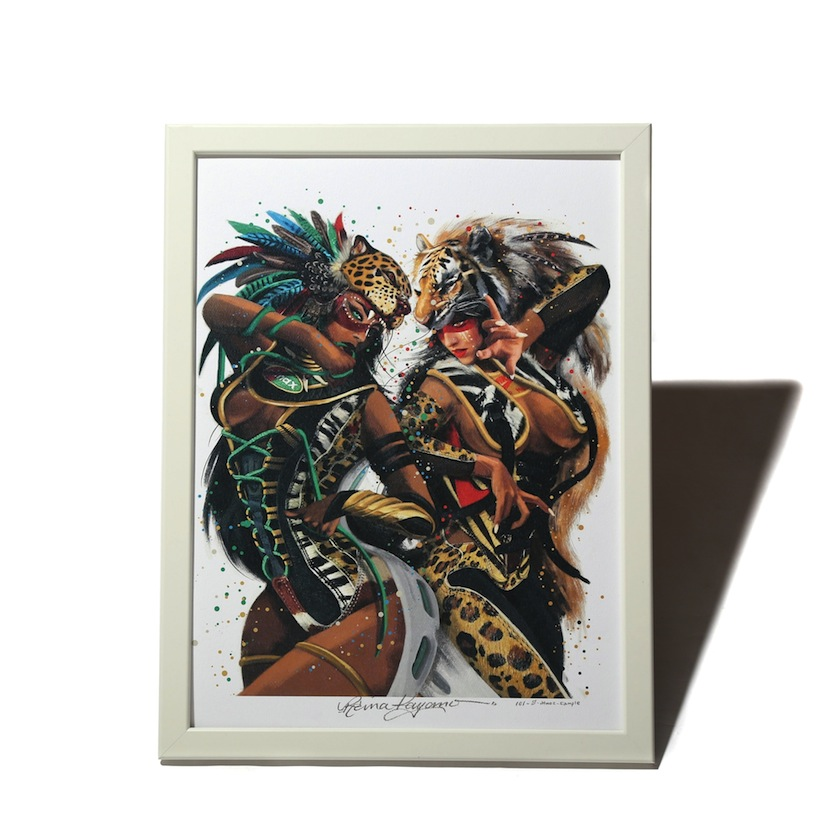 "NIKE × atmos ""Animal Collection"""