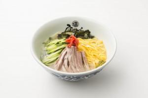 土佐柚子の冷し麺