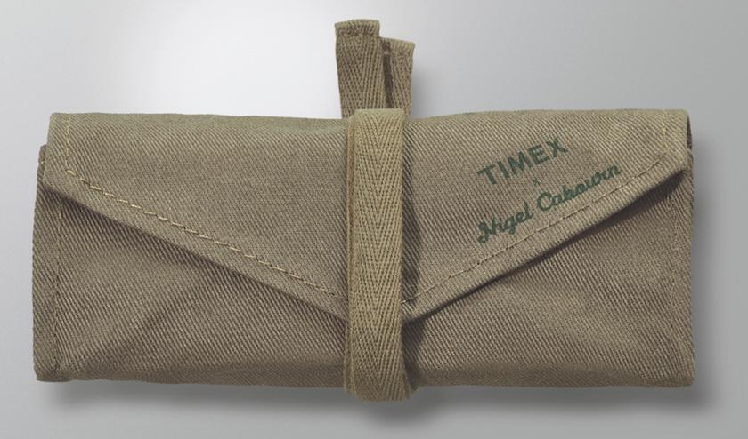 Nigel Cabourn x TIMEX NAM WATCH