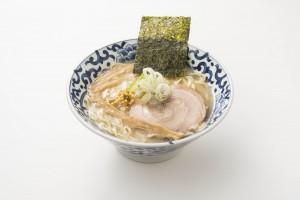 塩本枯れ鰹らー麺