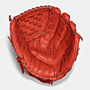 Glove Carmine
