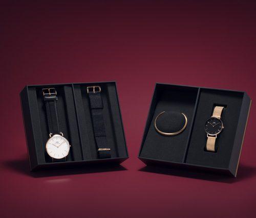 大人気の時計ブランド、「ダニエル・ウェリントン」からスペシャルギフトボックスが期間限定で登場!