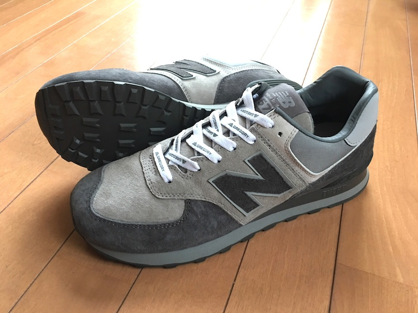 GREGORY × new balance × BEAMS PLUS