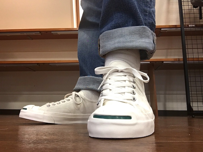 コンバース JACK PURCELL WR CANVAS R