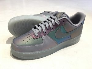 NIKE AIR FORCE 1 '07 LV8 ANTHRACITE/ANTHRACITE-STEALTH