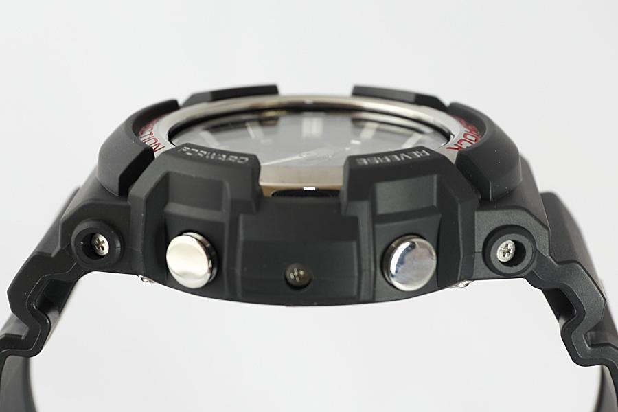 G-SHOCK G-STEEL GAW-100 電波ソーラー