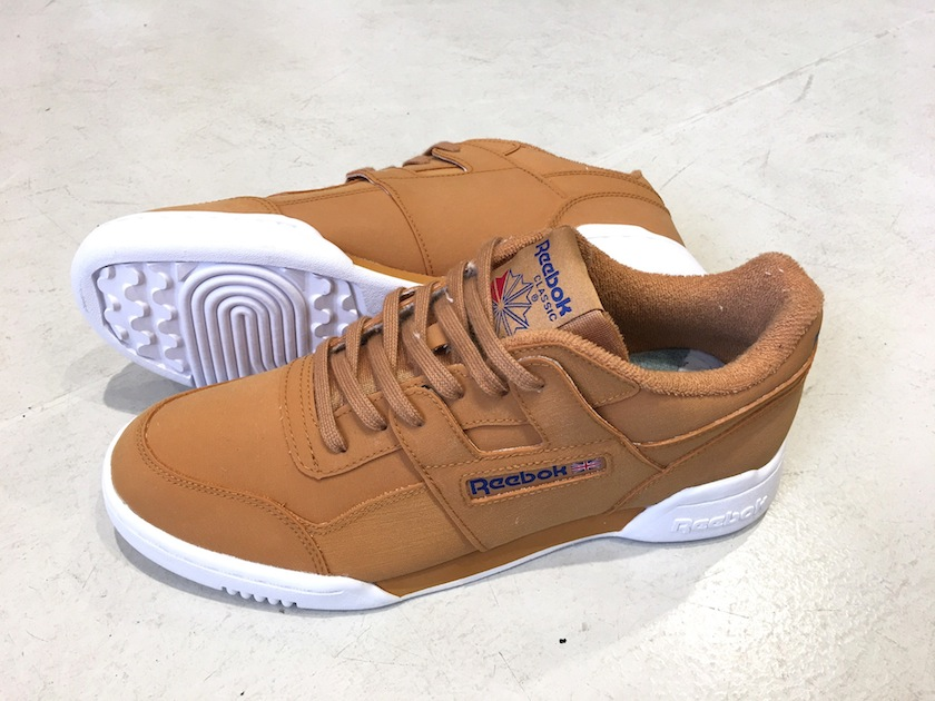 Reebok WORKOUT LO PLUS PACKER