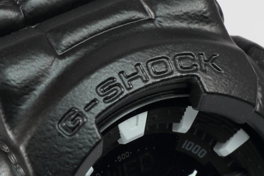 カシオ G-SHOCK レザー GD-120BT-1JF