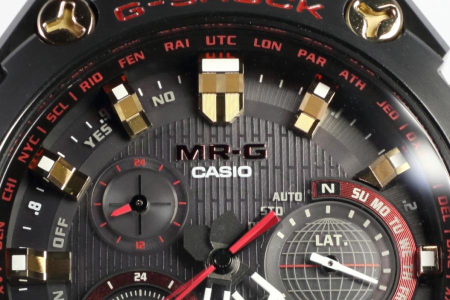 赤備えを表現したMRG-G1000B-1A4JR
