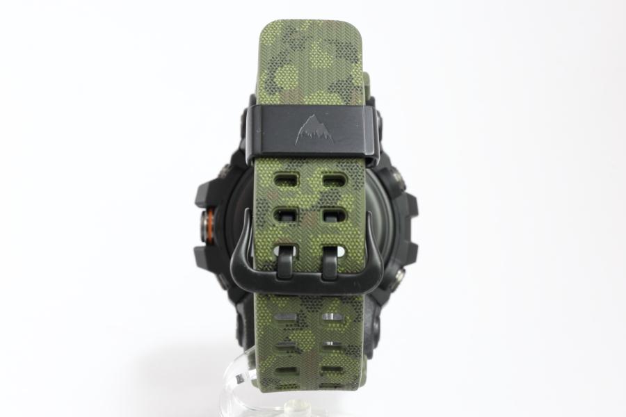 バートン×G-SHOCK「GG-1000BTN-1AJR」
