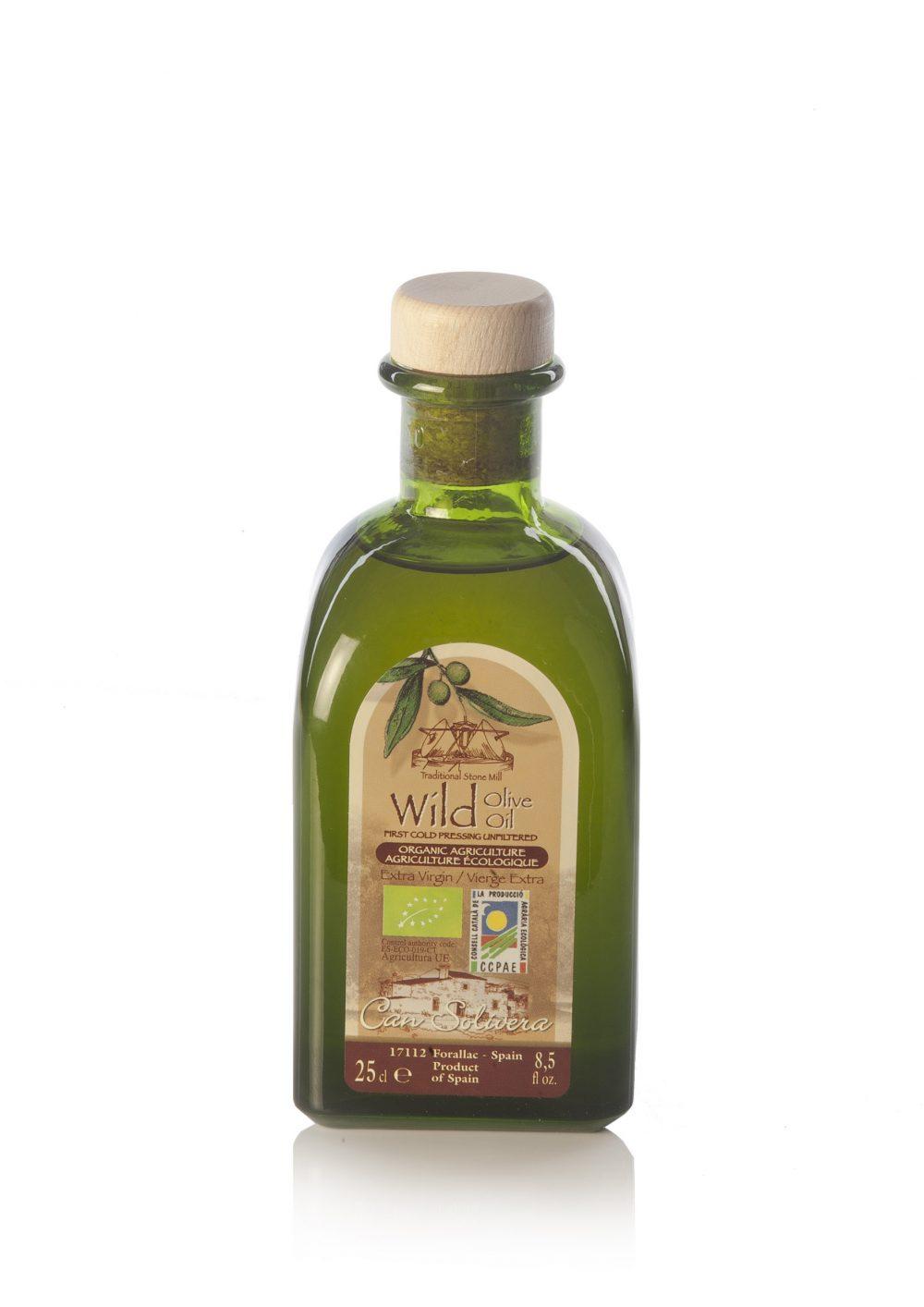 Organic Wild stonemill 250ml