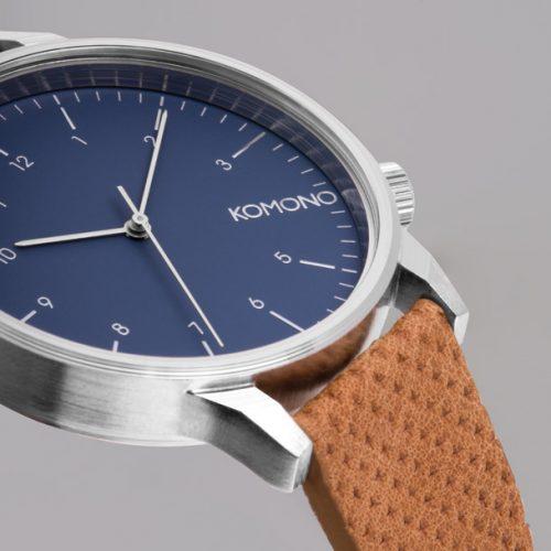 KOMONO(コモノ)から現代的アーキテクチャーデザインの腕時計が登場します!これは美しい!