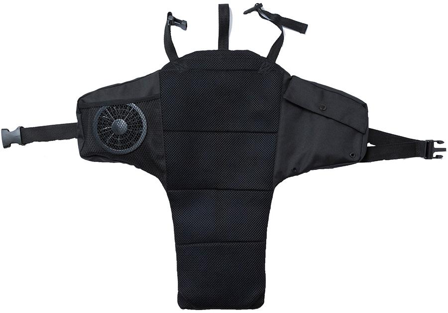 y-3 バックパック 汗 空調服