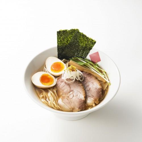 東京の中華そば ちよがみの東京駅醤油中華そば