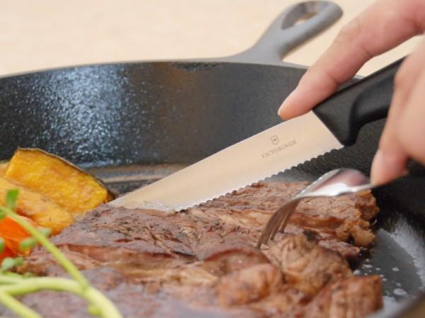 victorinox stake knife