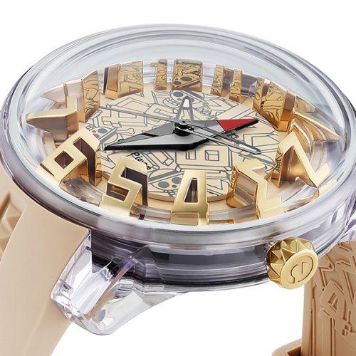 テンデンスの時計がワンピースのアレになった!