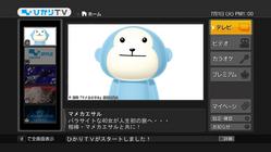 ひかりTV_home-マメカエサル
