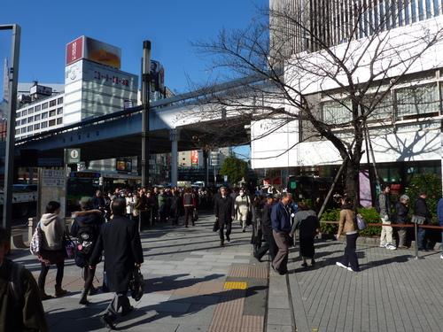 宝くじ 有楽町 西銀座デパートチャンスセンター 銀座