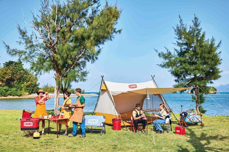 CHUMS monomax チャムス モノマックス outdoor camp tent テント キャンプ アウトドア