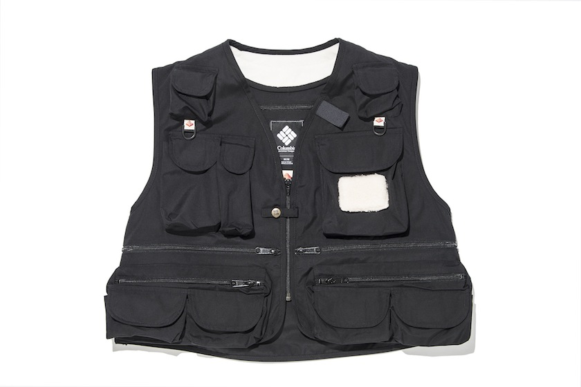 COLUMBIA BLACK LABEL × MOUNTAIN RESEARCH HENRYS POINT™ VEST