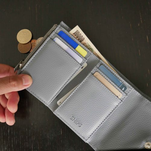 SHIPS 3大価値三つ折り財布
