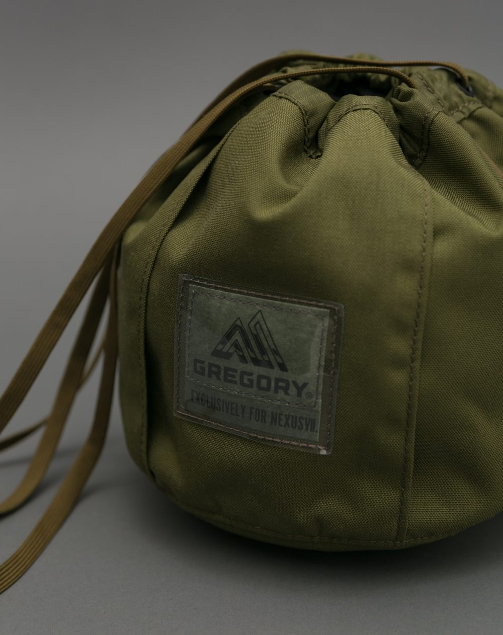 NEXUSⅦ.×GREGORY  MILITARY PACK CINCH BAG NX