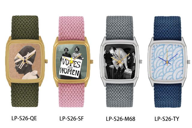 ラプス 腕時計 フランス