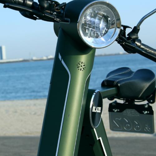 これぞスマートEVバイク!