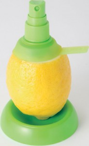 雑貨大賞 果汁スプレー