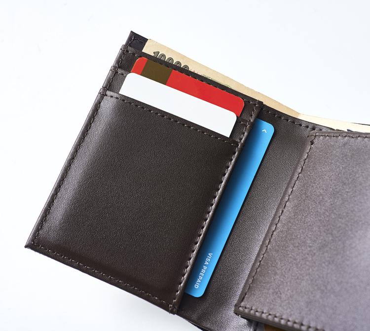 MonoMax モノマックス アーバンリサーチ urbanreserch コイン仕切り財布 3つ折り財布