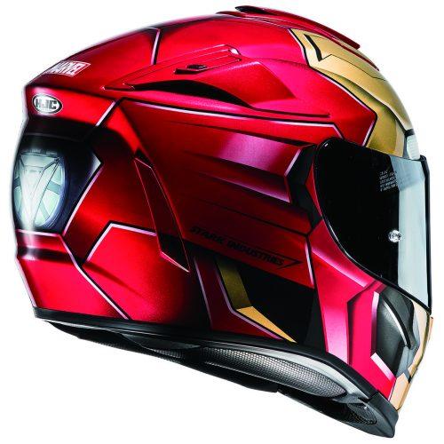 マーベルのヒーローになれるヘルメット!