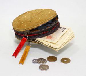 ハンバーガー財布