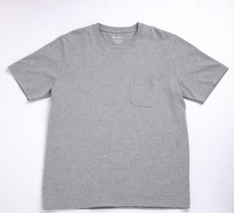 monomax,モノマックス,ナノ・ユニバース,Tシャツ,汗染み対策