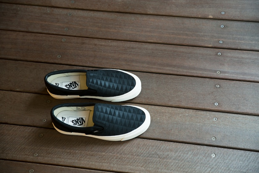 VANS × Pilgrim Surf+Supply 「Slip-on」