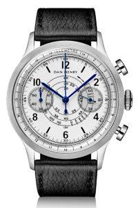 ダンヘンリー 腕時計 1939 Multiscaleクロノグラフ シルバー