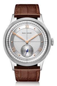 ダンヘンリー 腕時計1947 茶革バンド