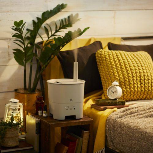 MonoMax 季節家電にもこだわりを! 部屋に馴染むデザイン加湿器5選!