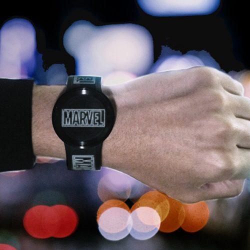 ソニーのディスプレイウォッチにMARVEL別注モデルが登場!