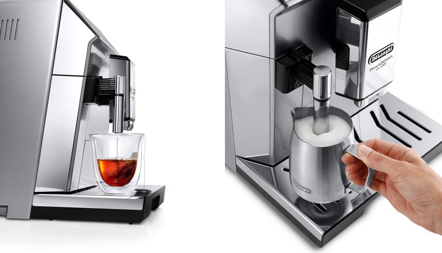 デロンギ,プリマドンナ,全自動コーヒーマシン,ECAM55085MS