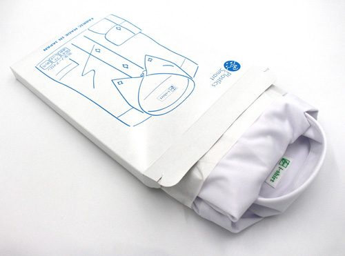 プラスチック・スマートに取り組んだはるやまのアイシャツに注目!