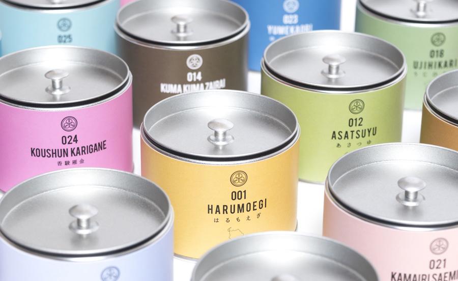 LUCY ALTER DESIGNがミラノデザインウィークで展示する日本茶ブランド「green brewing(グリーンブルーイング)」