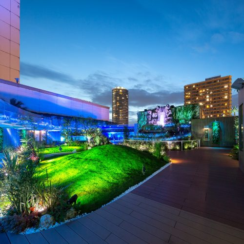 こたつにあたりながら夜の水族館を楽しもう! サンシャイン水族館でナイトマリンガーデンが開催中です!