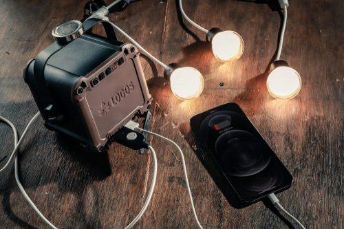 LOGOS,ロゴス,親子キャンプ,ライト,ランタン,バッテリー