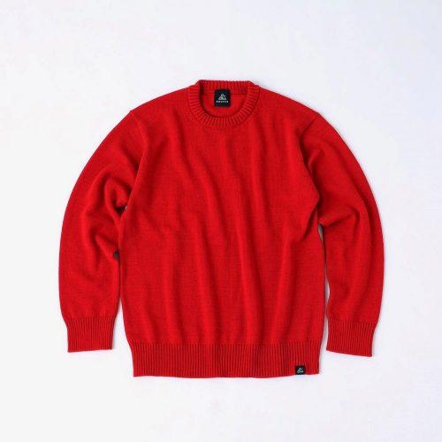 Crew Neck Basic Sweater