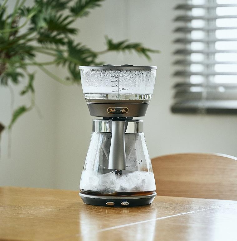 デロンギ クレシドラ ドリップコーヒーメーカー[ICM17270J]